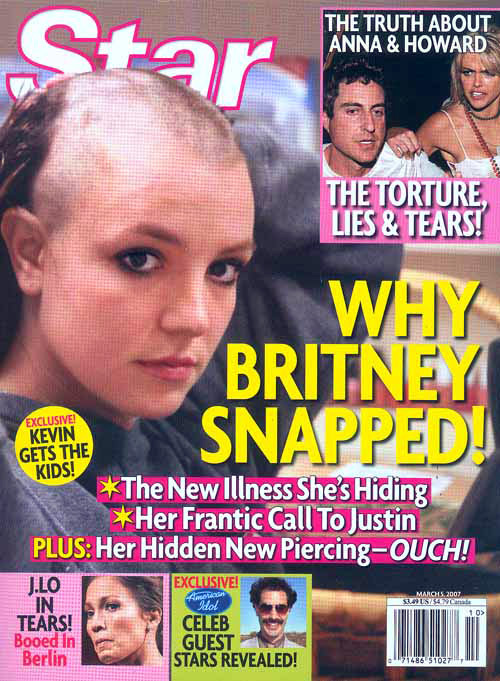 Why tabloid magazines are appealing
